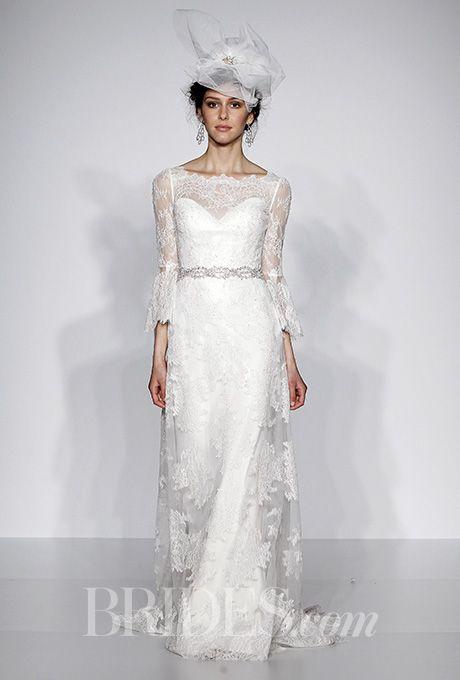 Beautiful Wedding Dresses Inspiration 20172018 A Slimming Wedding