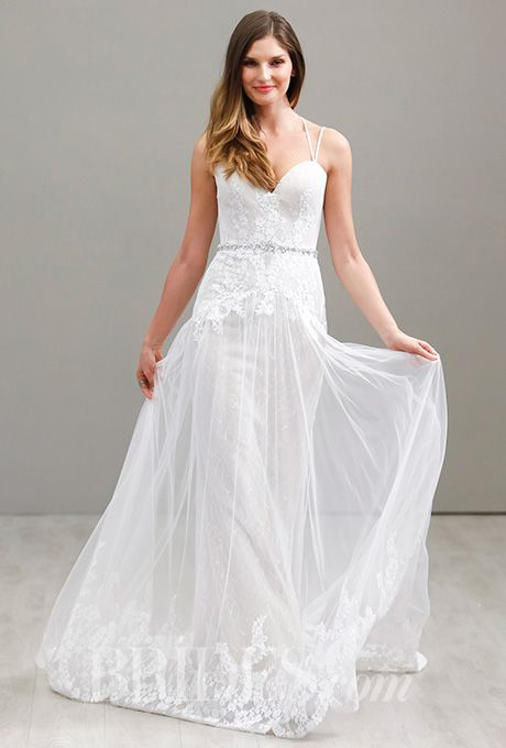 Beautiful Wedding Dresses Inspiration 2017/2018 : A Ti Adora by ...