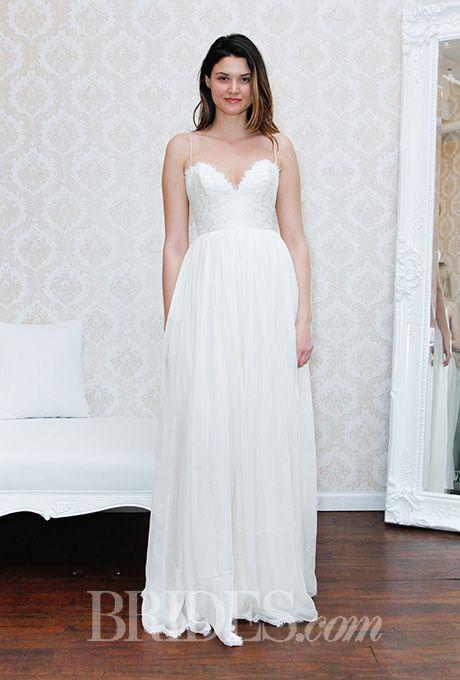 3c57b2dc3d0 Beautiful Wedding Dresses Inspiration 2017 2018   An empire-waisted ...