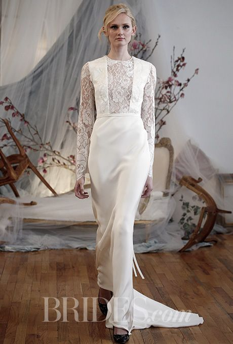 513fc5536d8 Beautiful Wedding Dresses Inspiration 2017 2018   Go for bold with ...