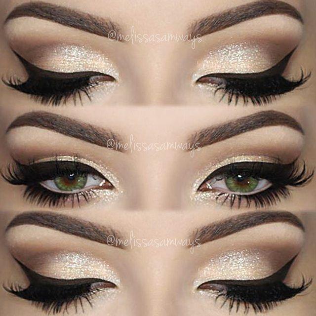 Best Ideas For Makeup Tutorials Hey Loves Champagne Smokey Eye