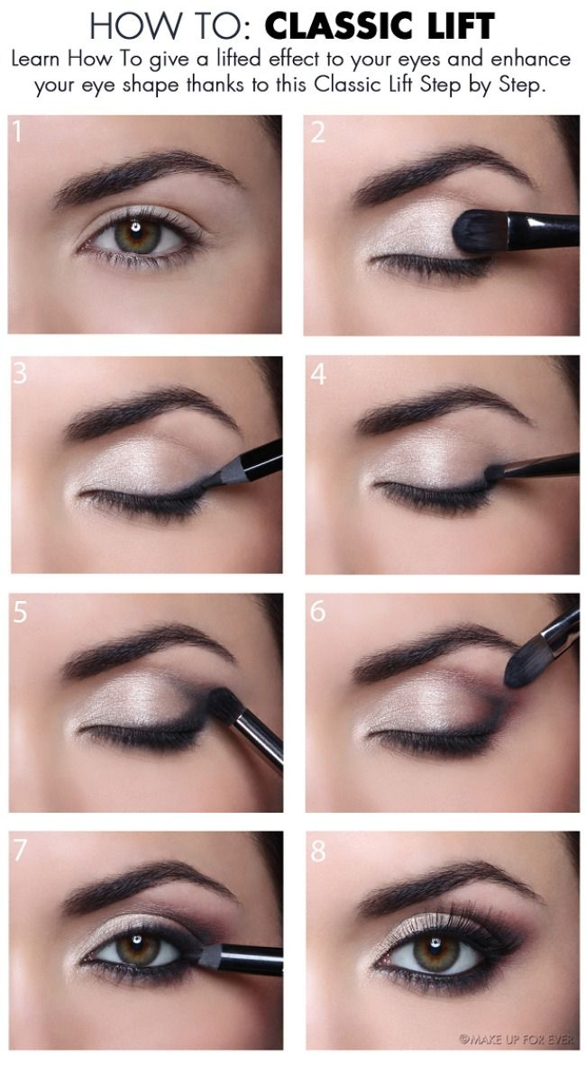 Best Ideas For Makeup Tutorials How To Apply Eye Makeup For A
