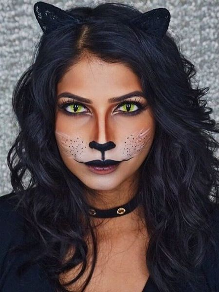Best ideas for makeup tutorials major halloween inspo for How to apply face paint