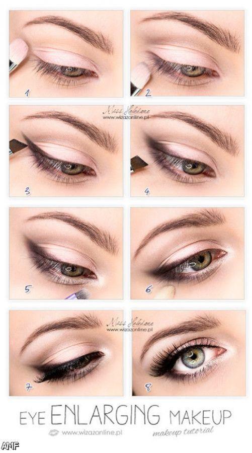 Best Ideas For Makeup Tutorials Natural Eye Makeup Tutorial For
