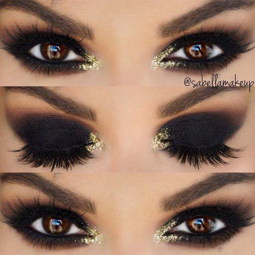 Description Prom Eye Makeup