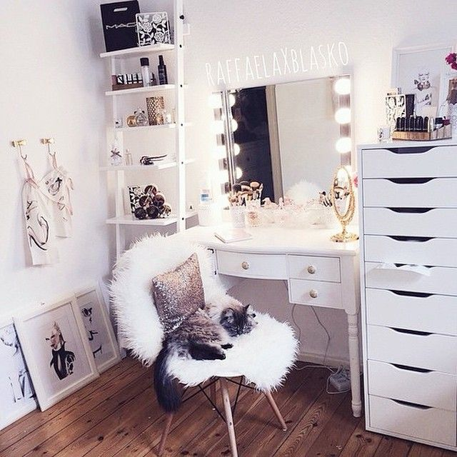 best ideas for makeup tutorials vanity and alex drawers