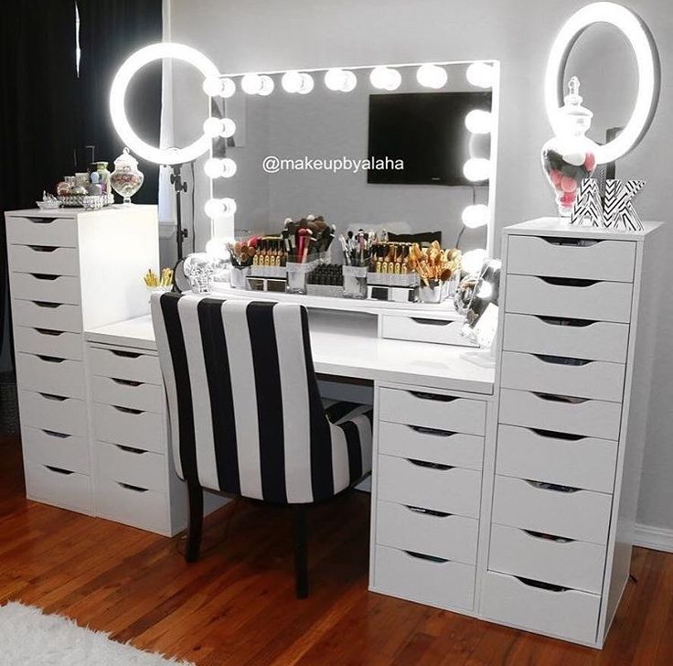 Best Ideas For Makeup Tutorials Vanity inspiration Flashmode
