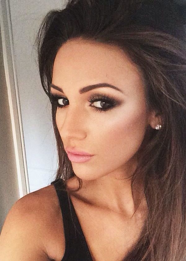 Beautiful Wedding Makeup For Brunettes Contemporary - Styles ...