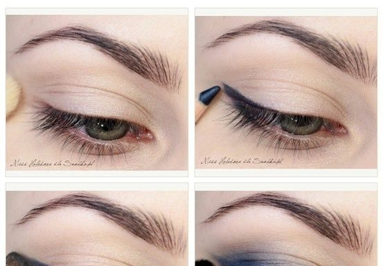 Best Ideas For Makeup Tutorials : 12 Awesome Smokey Eyes Tutorials {The Weekly Round Up} - Titicrafty by Camila - Flashmode Worldwide   USA's Leading ...