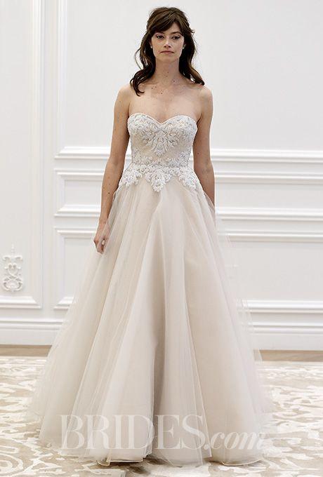 Beautiful Wedding Dresses Inspiration 20172018 A Champagne