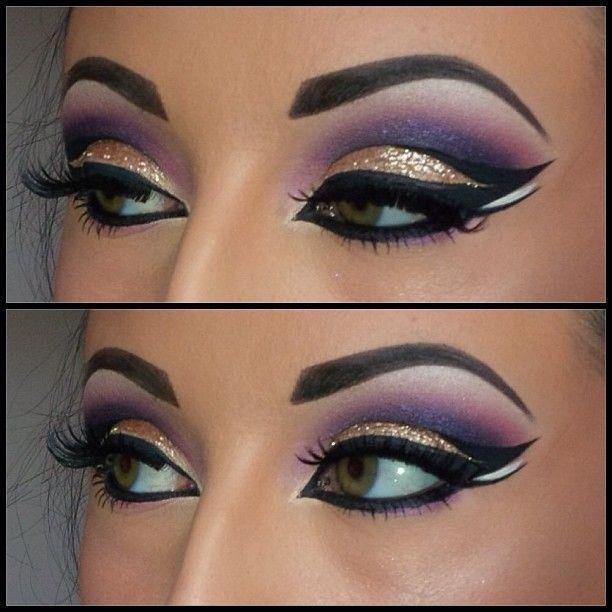 Best Ideas For Makeup ... & Best Ideas For Makeup Tutorials : 10 Best Arabian Eye Makeup ...