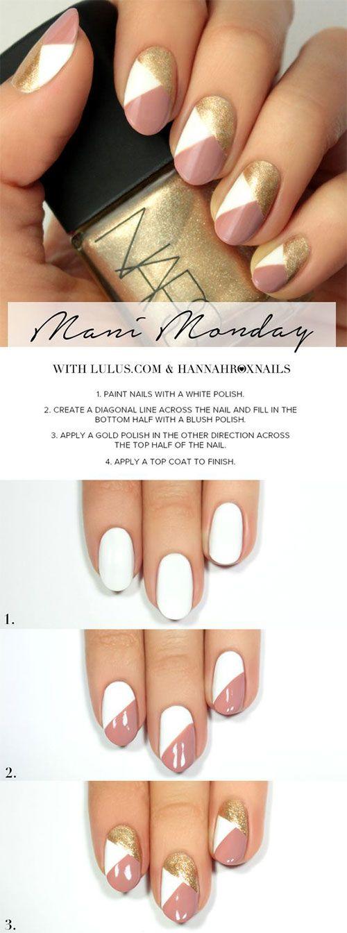 Best 25 easy nail art ideas on pinterest easy nail designs diy best 25 easy nail art ideas on pinterest easy nail designs diy nails and nail art diy solutioingenieria Gallery
