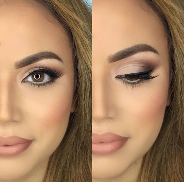 Best 25 Brown Eyes Makeup Ideas On Pinterest
