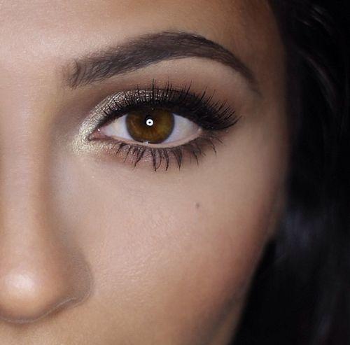 Best Ideas For Makeup Tutorials : Best Makeup for Brown ...