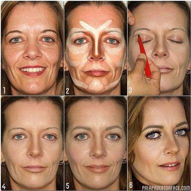 Makeup Ideas For Mature Skin