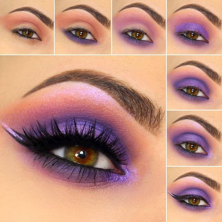 Best Ideas For Makeup Tutorials Easy Step By Step Eye Makeup