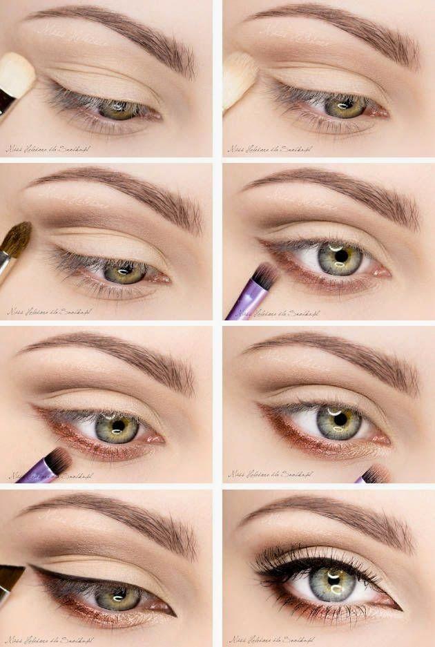 Best Ideas For Makeup Tutorials Eye Makeup Tutorial For Bulging