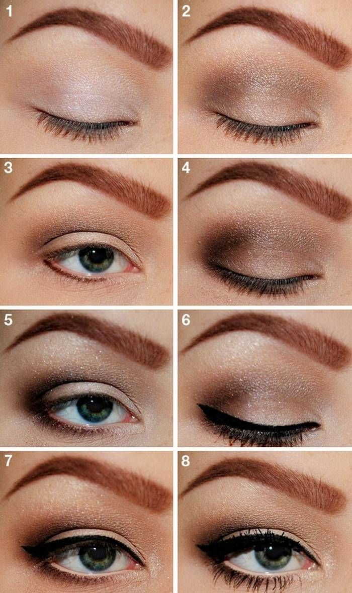 Best Ideas For Makeup Tutorials How To Apply Natural Eye Makeup