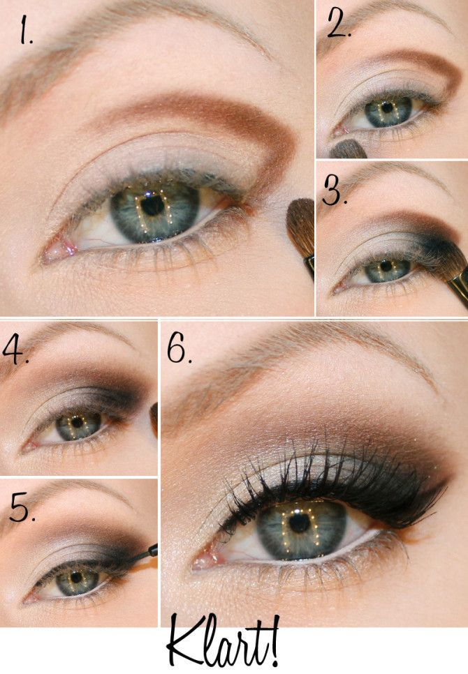 Description. makeup tutorial, perfect smokey eye!