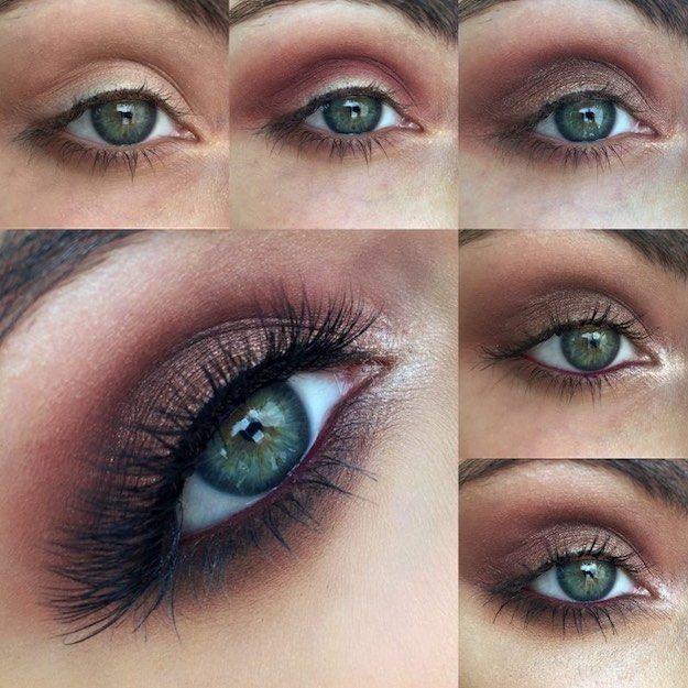 Makeup Tutorial For Green Eyes Blonde Hair Fay Blog