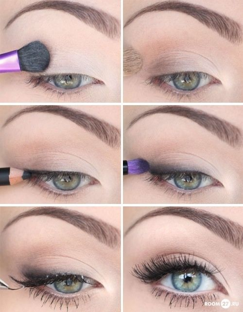 Best Ideas For Makeup Tutorials Natural Prom Makeup For Hazel Eyes