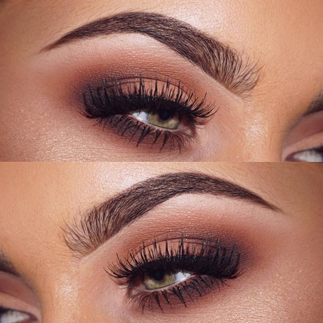 Best Ideas For Makeup Tutorials Neutral Brown Smokey Eye Makeup