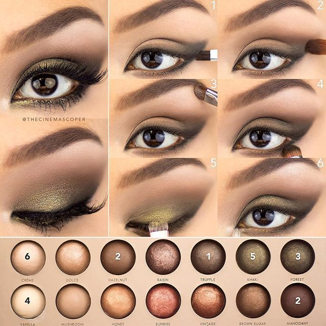 Best Ideas For Makeup Tutorials Olive Green Cat Eye For Todays