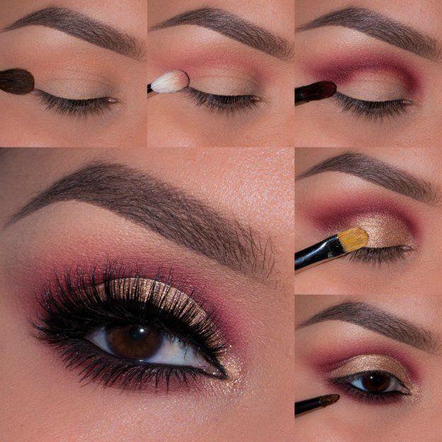 Best Natural Eye Makeup For Blue Eyes
