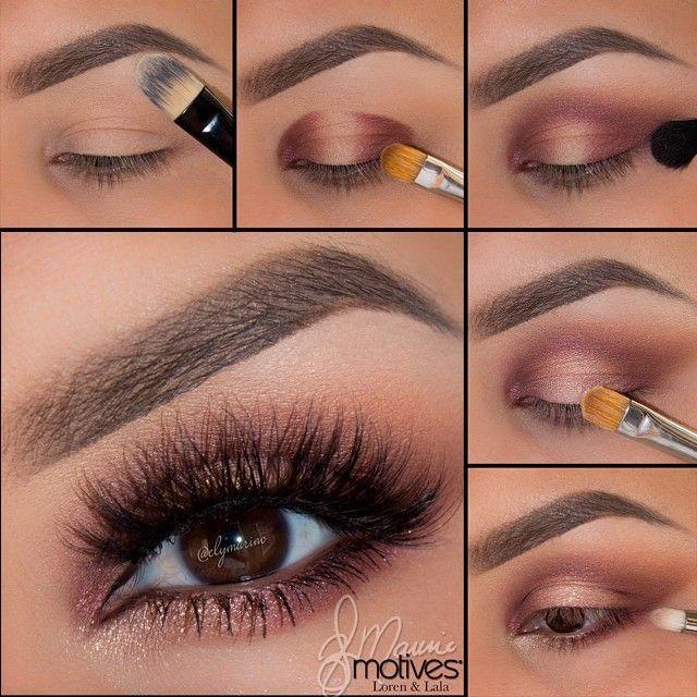 Best Ideas For Makeup Tutorials Step By Step Eye Makeup Pics