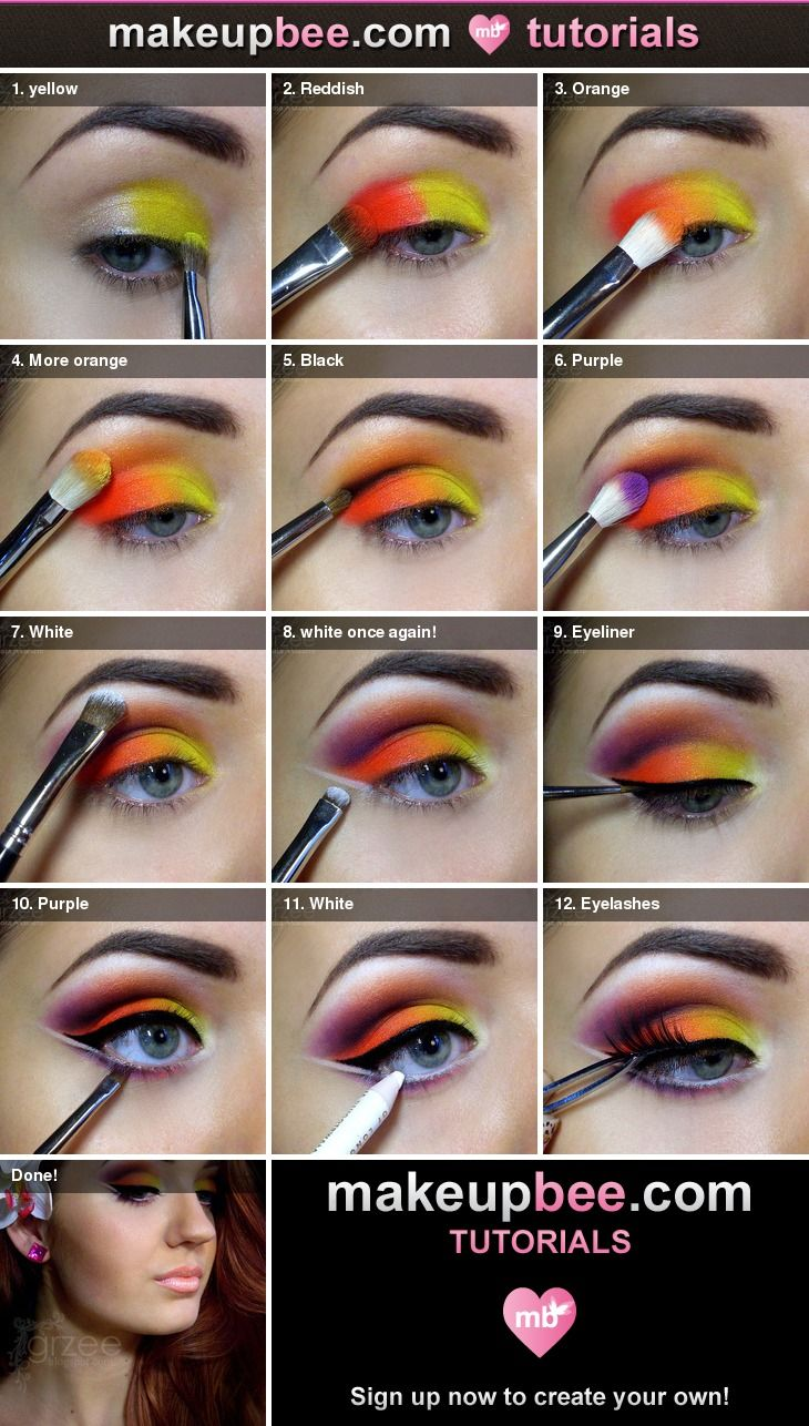 Best ideas for makeup tutorials step by step tutorial by karolina best ideas for makeup tutorials baditri Choice Image