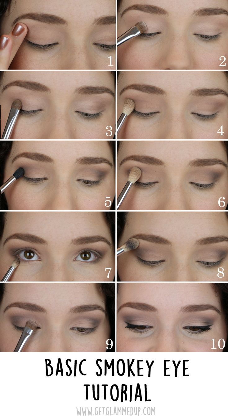 Best Ideas For Makeup Tutorials Video Easy Smokey Eye Tutorial