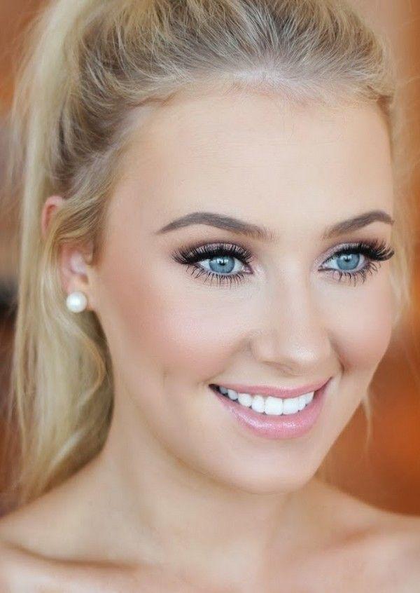 Best Ideas For Makeup Tutorials Wedding Makeup Tutorial For Blue