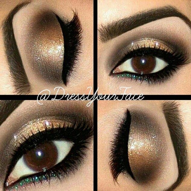 Best Ideas For Makeup Tutorials Eye Makeup Ideas Brown Eyes Make