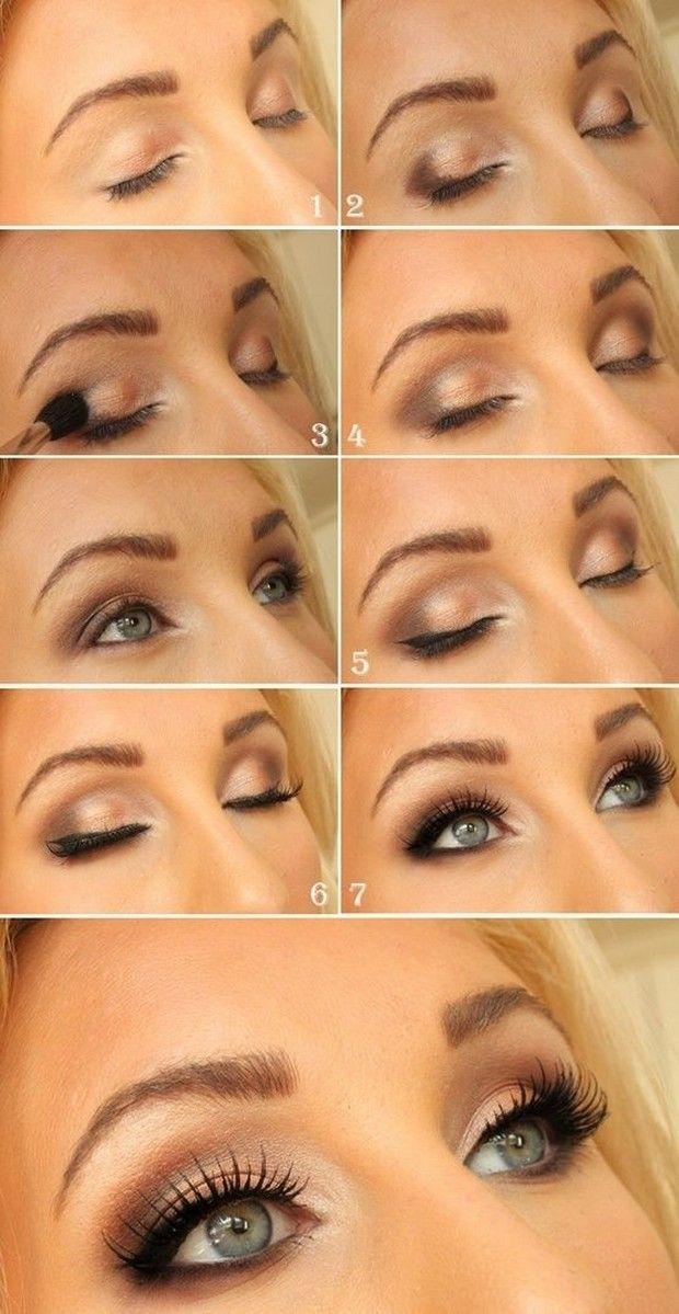 Best Ideas For Makeup Tutorials Cool Makeup Ideas For Blue Eyes