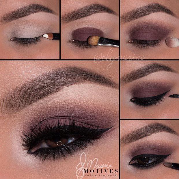 Best Ideas For Makeup Tutorials 40 Eye Makeup Looks For Brown Eyes
