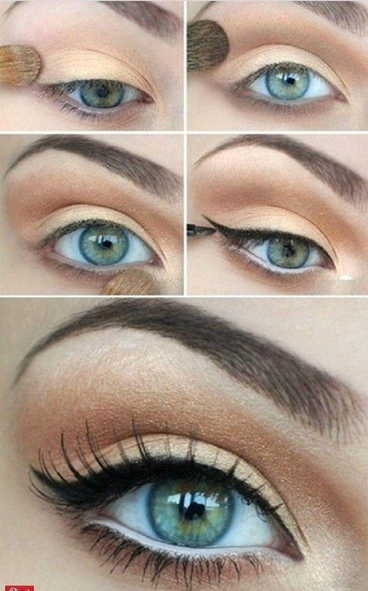 mac makeup looks for blue eyes | saubhaya makeup