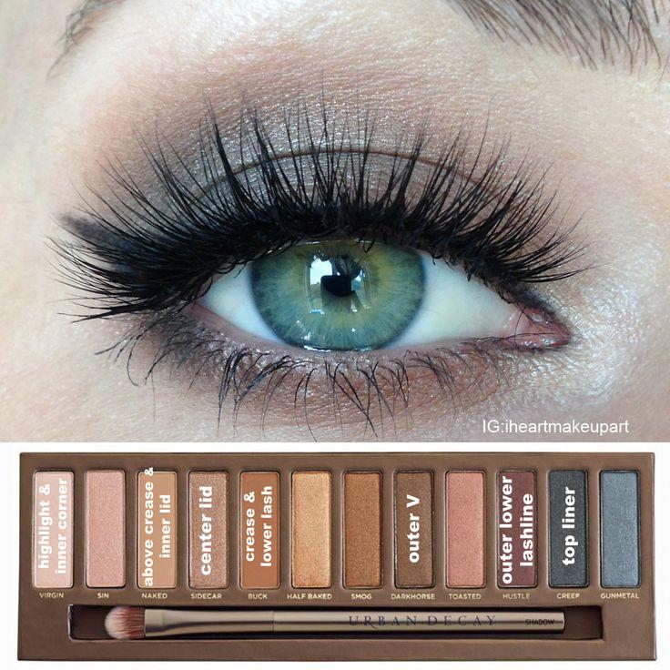 Best naked palette for blue eyes foto 54