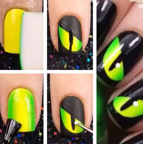 Cute Halloween Nail Polish Ideas Creative Touch