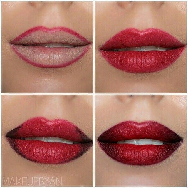 Best Ideas For Makeup Tutorials  Dark Full Lips #makeup #tutorial #evatornadoblog - Flashmode ...