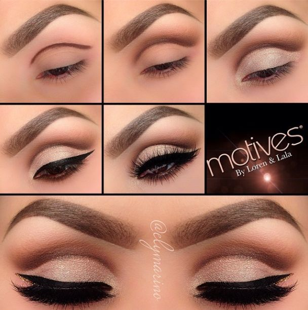 Best Ideas For Makeup Tutorials Easy Eye Makeup Tutorial