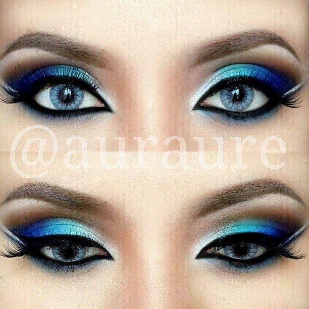 Best Ideas For Makeup Tutorials Eye Makeup For Blue Eyes