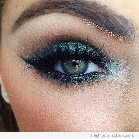 Best Ideas For Makeup Tutorials Eye Makeup With Emerald Green