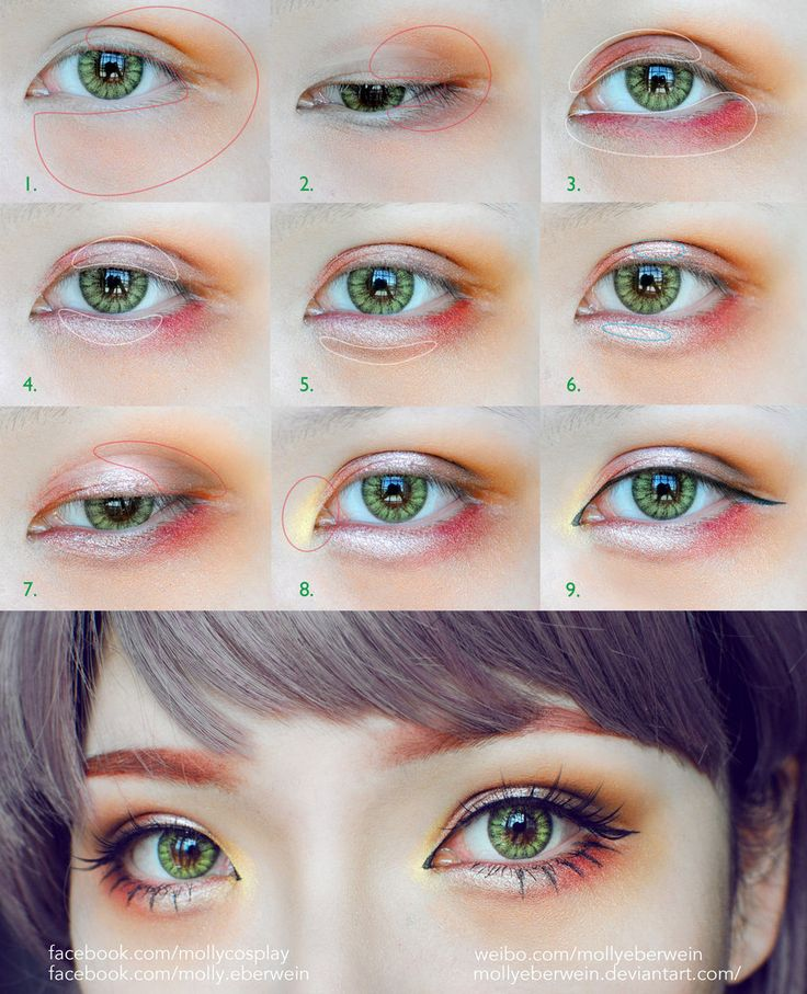 Best Ideas For Makeup Tutorials Girly Dolly Eyes Makeup Tutorial