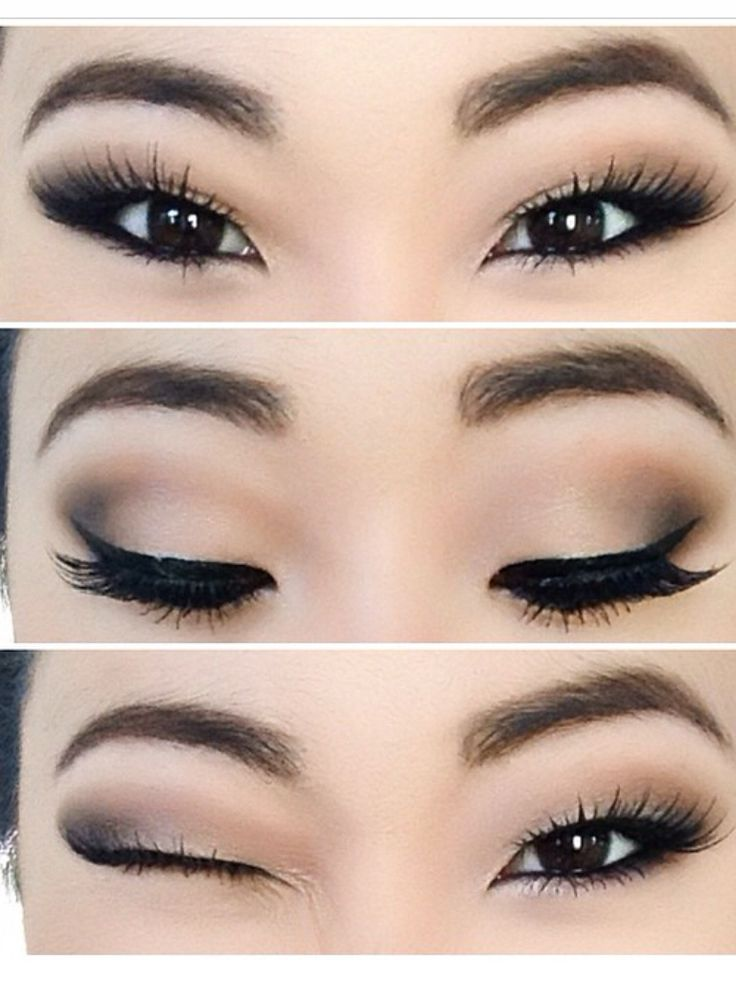 How To Apply Smokey Eye Makeup For Asian Eyes Saubhaya Makeup
