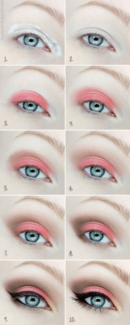 Best Ideas For Makeup Tutorials The Best Eyeshadow For Blue Eyes