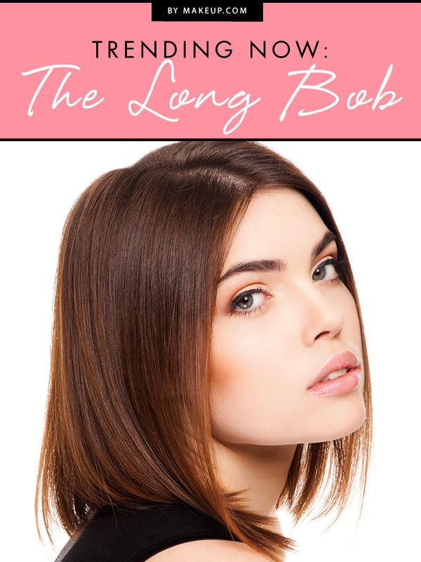 Hair Tutorials Not Too Long Not Too Short See Why The Long Bob