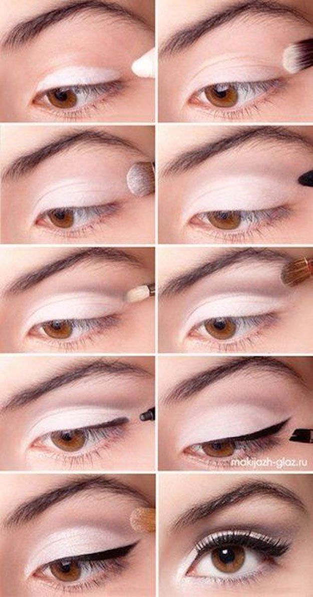 Best Ideas For Makeup Tutorials Neutral And Natural Eyeshadow