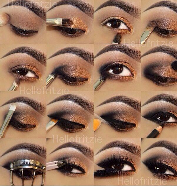Best Ideas For Makeup Tutorials Nice Visual Step By Step Eyeshadow