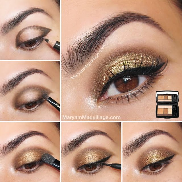 Best Ideas For Makeup Tutorials Stunning New Year Eye Makeup