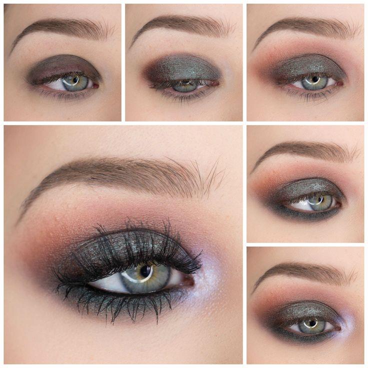 Best Ideas For Makeup Tutorials Twilight Grunge Eyeshadow Tutorial